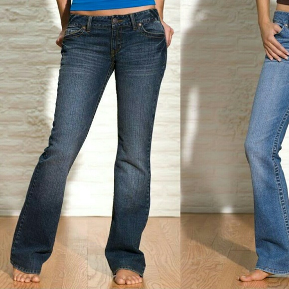 1d54065323446 Aeropostale Denim - ⭐ Aeropostale Skinny Flare Jeans